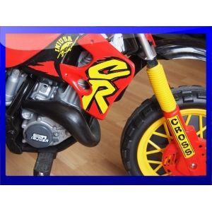 Magnífica moto de batería como nueva a un precio muy rebajado!  http://www.mano-segunda.com/644-1996-thickbox/comprar-moto-cross-injusa-bateria-de-segunda-mano.jpg