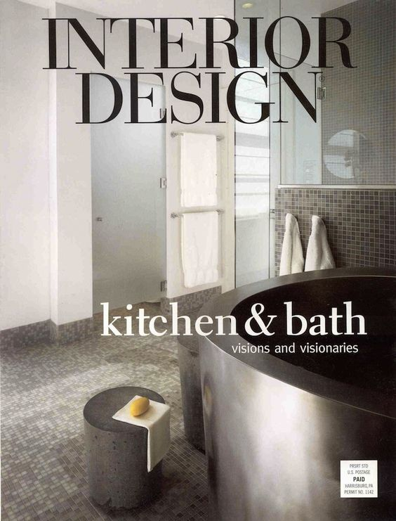 In Interior Design magazine you can find the best resources for ...