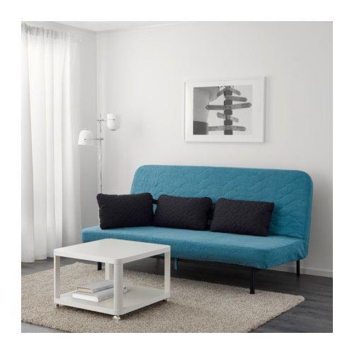 Blauwe Ikea Slaapbank.Nederland Slaapbank Bankstellen En Ikea