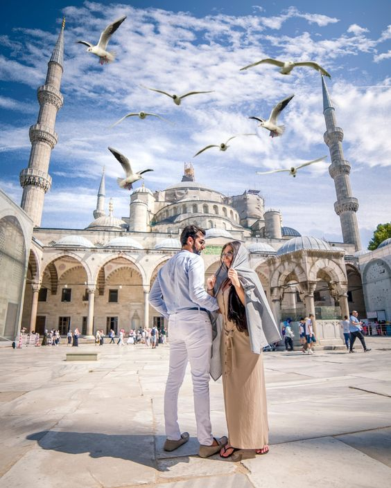 Вихідні у Стамбулі