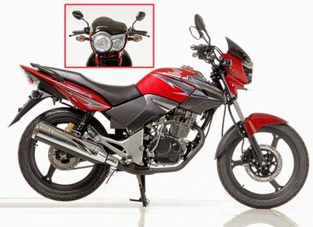 Modifkasi Motor Honda Tiger Dengan Rangka Dan Jok Custom Modifikasi