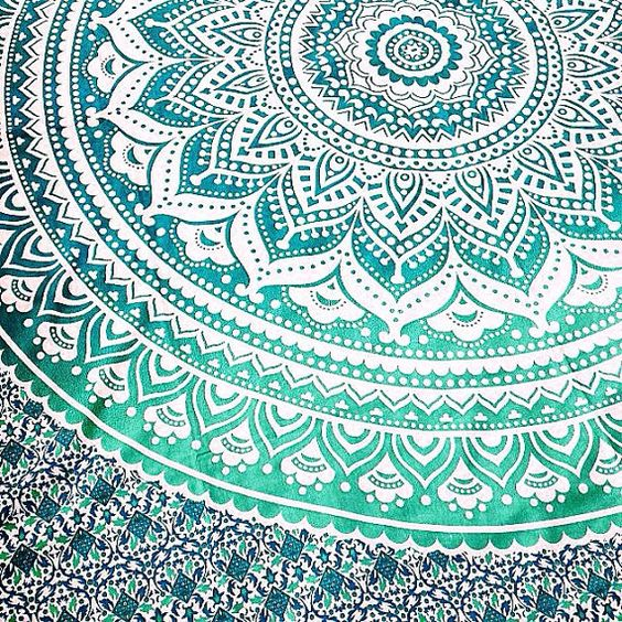 ombre mandala wallpaper - photo #9