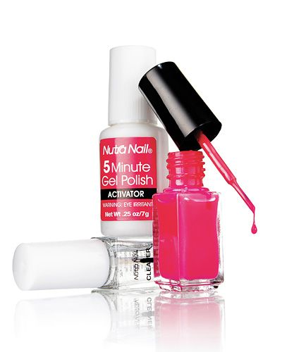 """To fix the smudge, dab the pad of your index finger in non-acetone remover (be careful not to get any on your nail!). """"Lightly sweep it over the dent to smooth it out,"""" says N.Y.C. manicurist Jin Soon Choi. Cover with a light layer of polish, and finish with a quick-dry top coa"""