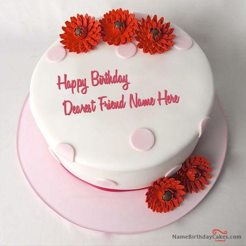 Amazing Birthday Wishes With Name