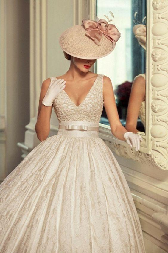 Vêtements vintage 50s robes rockabilly mode de mariage