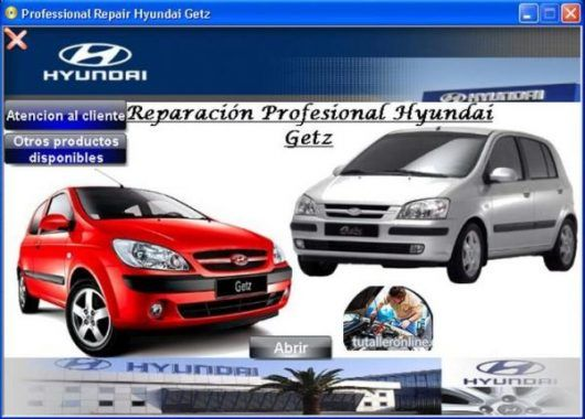 Manual De Taller Y Reparacion Hyundai Getz 2002 2011 Hyundai Cars Hyundai Suv Car