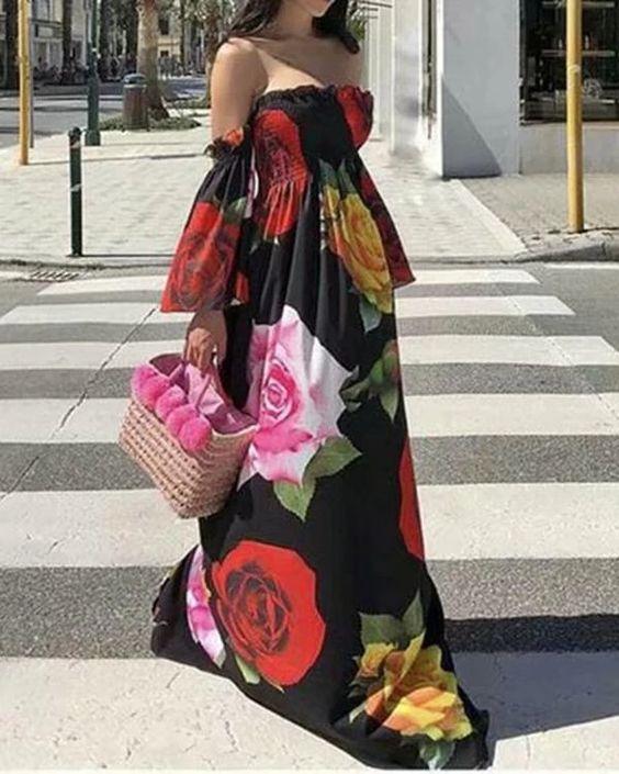 Summer Vacation Hottest Dresses Page 2 - ZUCHIC