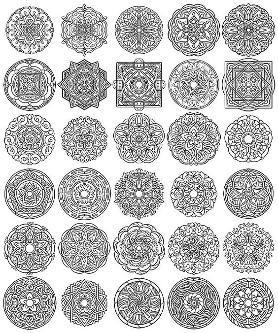 How to Draw a Mandala Using Paint Symmetry in ArtRage ...