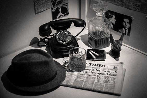 film noir a style spanning genres essay