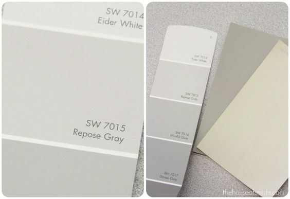 Repose Gray By Sherwin Williams Decorate Pinterest