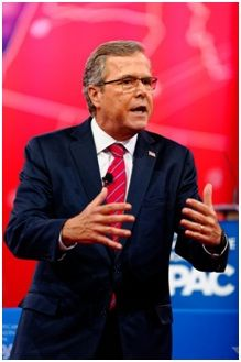 Slowed Fundraising gives a good account of Jeb Bush's troubled Presidential Campaign