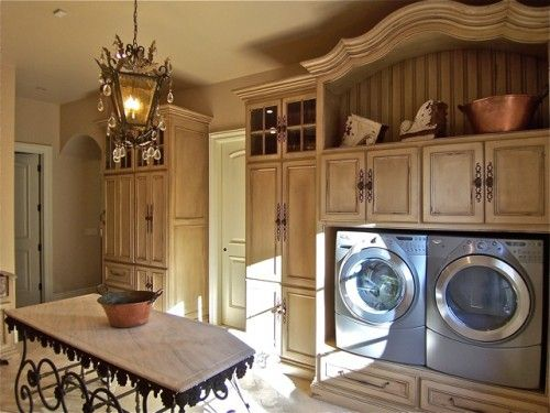 Laundry room built... WOW
