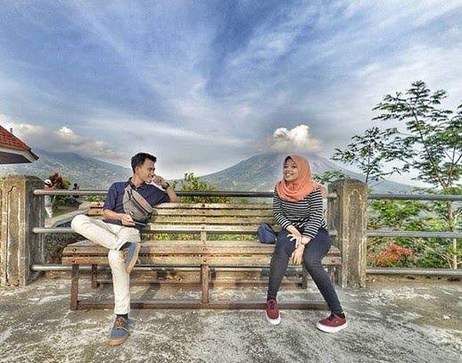 31 Panorama Alam Jawa Tengah 10 Spot Foto Di Ketep Pass Magelang Jawa Tengah Tiket Masuk Download Embung Kledung Temanggung Di 2020 Pemandangan Pantai Di Pantai