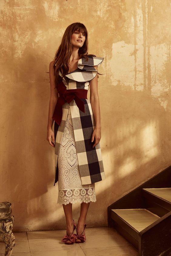 62e0ba66508a025a17369401f214c2ae Модные платья 2018: тенденции, фасоны, фото