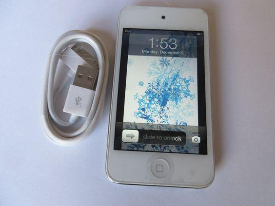 Apple iPod touch 4th Generation White (16GB) https://t.co/b56Y7uKe8o https://t.co/3PXUSVG6XO
