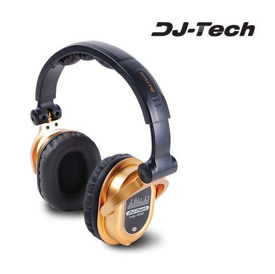 Auriculares diseñados para DJs profesionales. Total rotación de auriculares de peso ligero y almohadillas extra cómodas. Auriculares diseñados para DJs profesionales, como el famoso DJ Chris Garcia. Alta definición para la música digital de hoy en día, incluyendo el rock más exigente, hip hop y R Perfecta claridad de agudos y graves profundos.