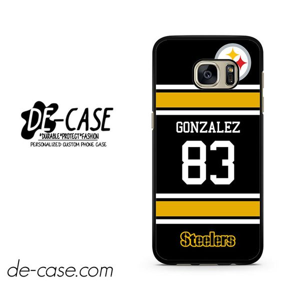 Gonzalez 83 Steelers DEAL-4771 Samsung Phonecase Cover For Samsung Galaxy S7 / S7 Edge
