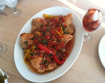 Roman Chicken