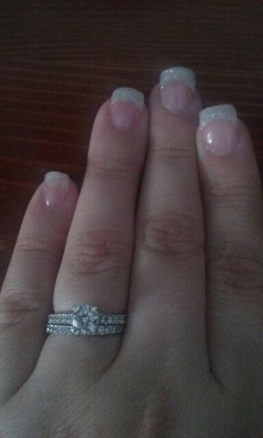 My wedding ring I love it