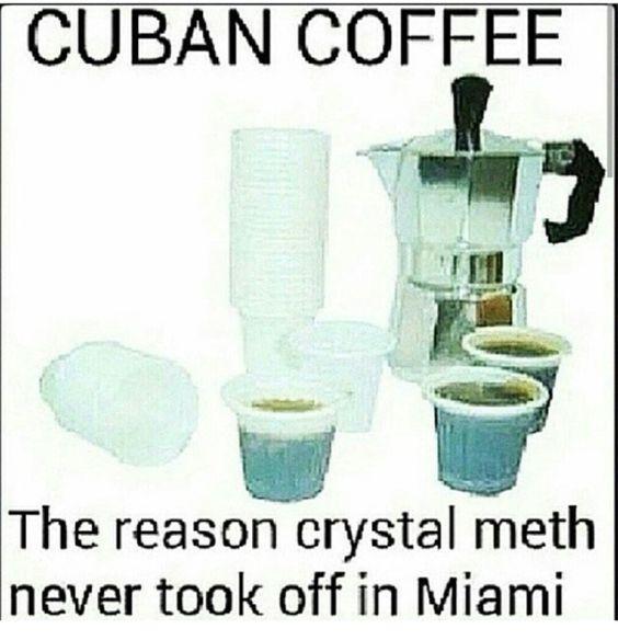 Cuban coffee hyper