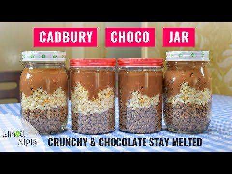 Cadbury Choco Jar Youtube Choco Jar Chocolate Jar Meals In A Jar
