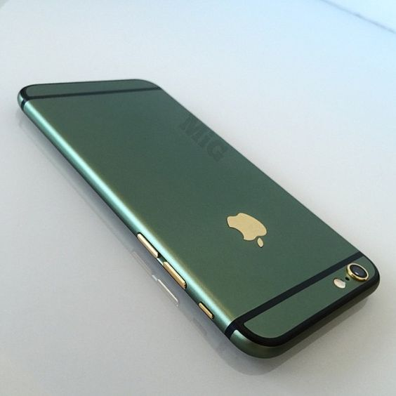 Fancy a unique iPhone back-housing ? Choose your own color For all ...