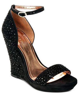 BCBGeneration Shoes, Glamm Wedge Sandals - Sandals - Shoes - Macy's