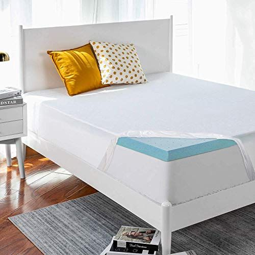 Cool Touch 400 Thread Count Waterproof Mattress Topper Protector For Memory Foam Fiber Feather Bed White Extra Long Twin Mattress Mattress Mattress Topper