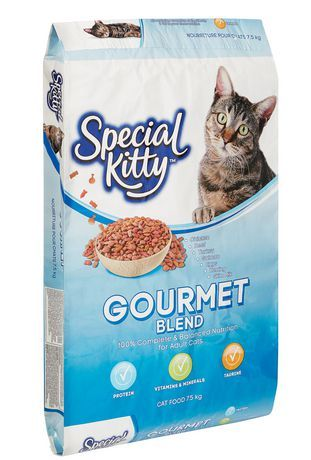 Special Kitty Gourmet Blend Dry Cat Food 7 5 Kg Dry Cat Food
