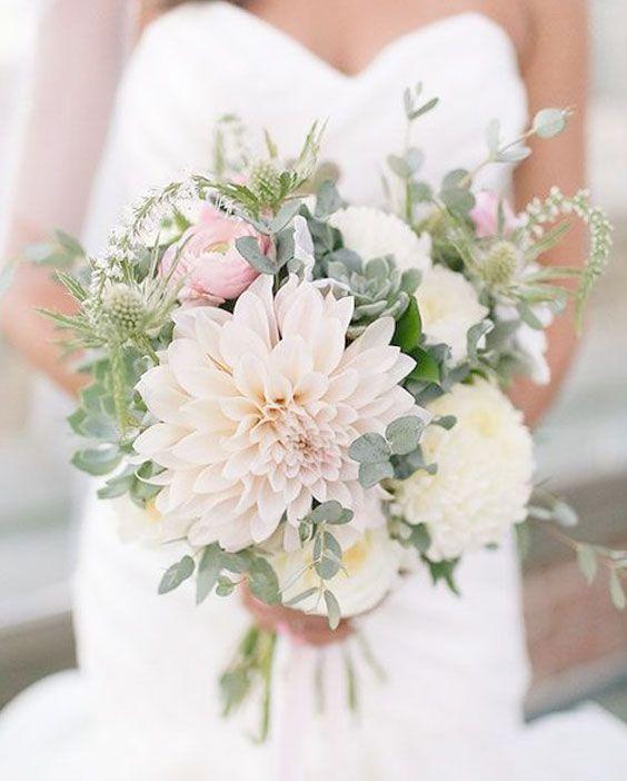 Fiori Matrimonio.Fiori Matrimonio Bouquet Dalia Bouquet Matrimonio Matrimonio E