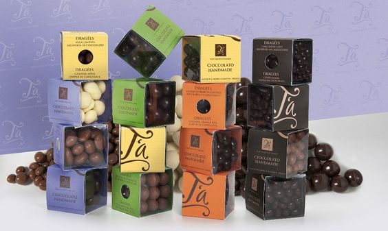 Dragées | T'a Sentimento Italiano #chocolate