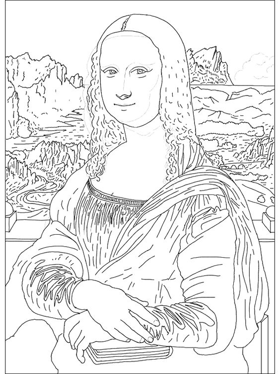 Advanced Coloring Pages for Artists - Bing Images