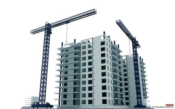 انشاء المباني