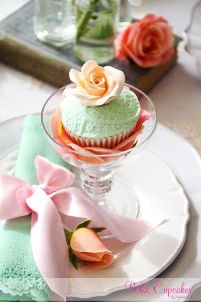 Cupcake display #cupcake