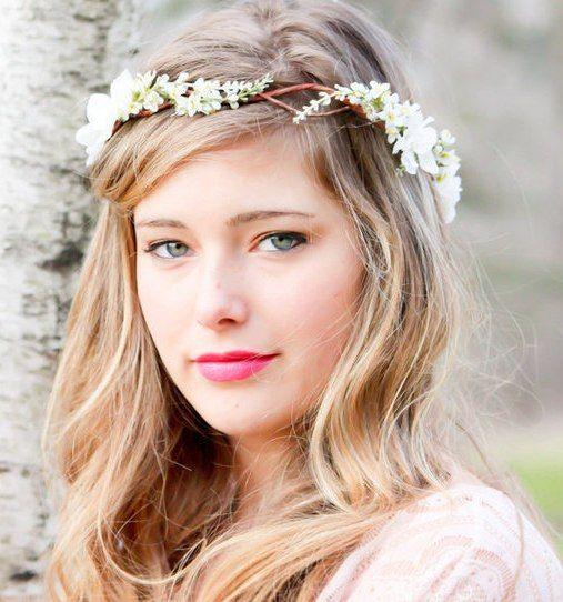 Brilliant Soft Feminine Wedding Hair Hairstyles For Weddings Long Hair Short Hairstyles Gunalazisus