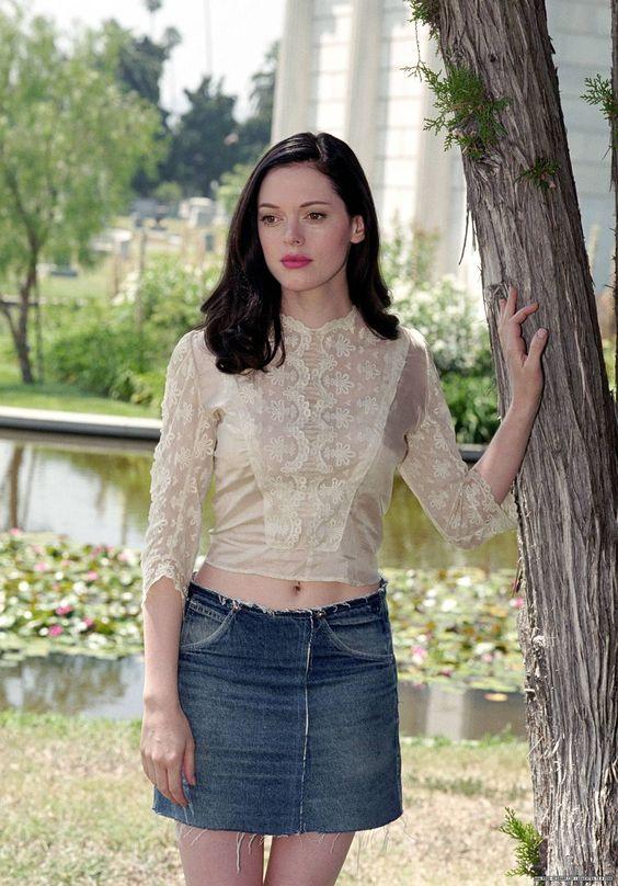 Rose McGowan is Paige Matthews in Charmed: