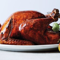 Alton Brown's Classic Brined and Roasted Turkey Recipe - Bon Appétit