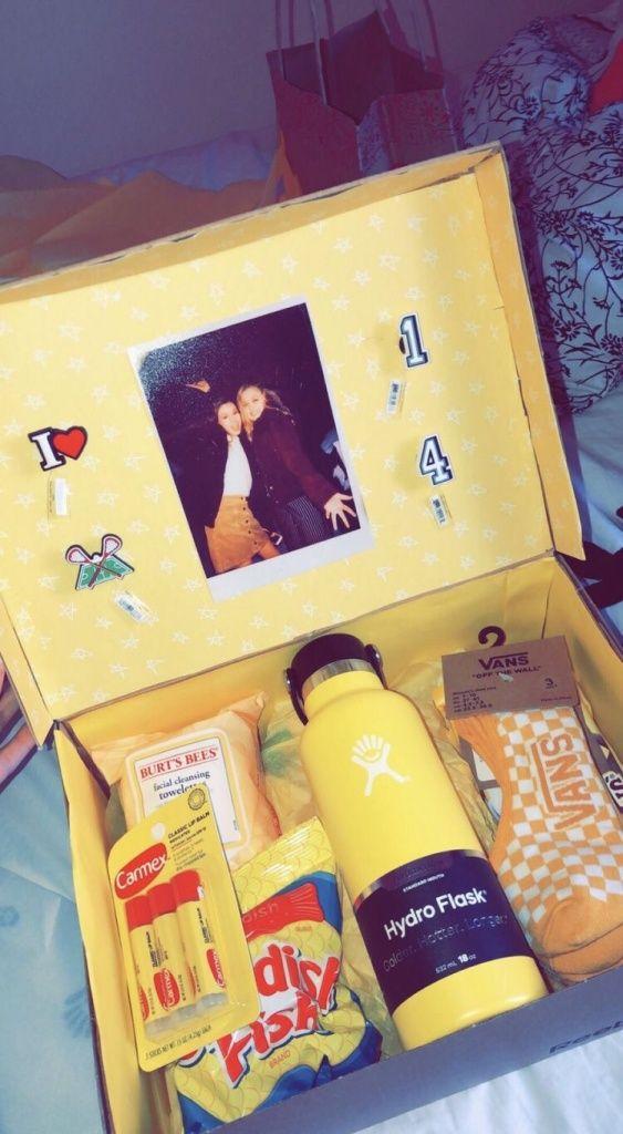 Litmoods Vsco Birthday Diy Gifts Bestfriend Birthday Presents