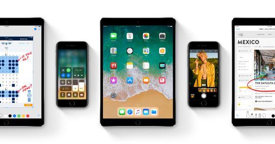iOS 11 Çıktı!