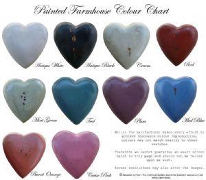 Farmhouse Antique Cream Kitchen Console - 10 Colours