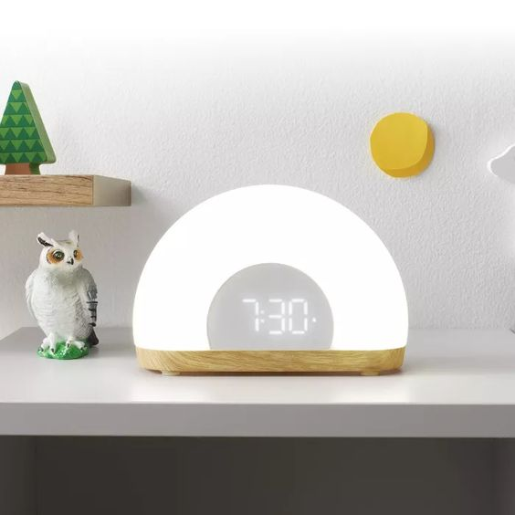 Start your day with a Wake Up Light