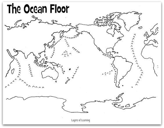 Mapping The Ocean Floor Worksheet Free Worksheets Library ...