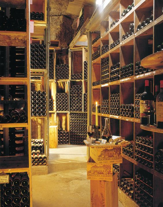 Less A Wine Cellar More A Wine Library Home Wine Cellars Wine