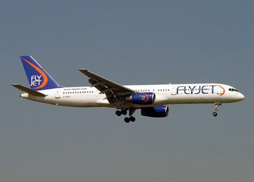 G-FJEA Boeing 757-23A Flyjet