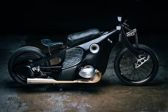 Chef d'oeuvre : la BMW Landspeeder de Revival Cycles | INTERSECTION Magazine