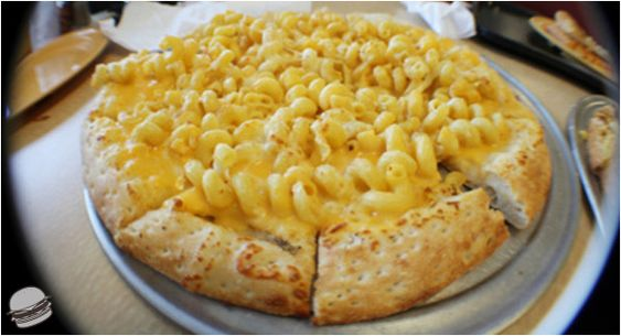 mac n cheese pizza cici's - Google Search