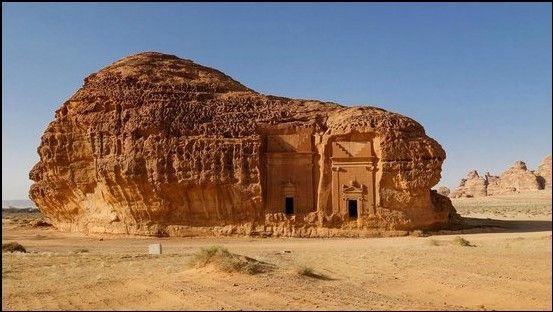مدائن صالح الموقع الأثري الأشهر والأكثر غموضا بالسعودية Trip Advisor Ancient Buildings Monument Valley