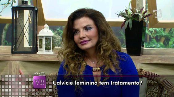 Você Bonita - Calvície Feminina (09/05/14)