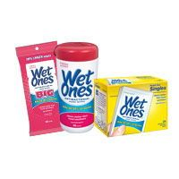$1.00 off when you buy any TWO Wet Ones® Products