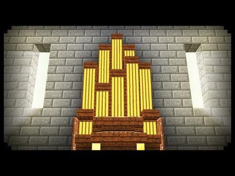 Minecraft How To Make A Dartboard Youtube Minecraft Projects Minecraft Blueprints Minecraft Designs